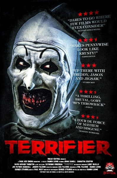 Review: TERRIFIER (2016)