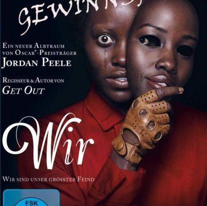 Gewinnspiel: Jordan Peeles WIR - 2 Discs zu gewinnen