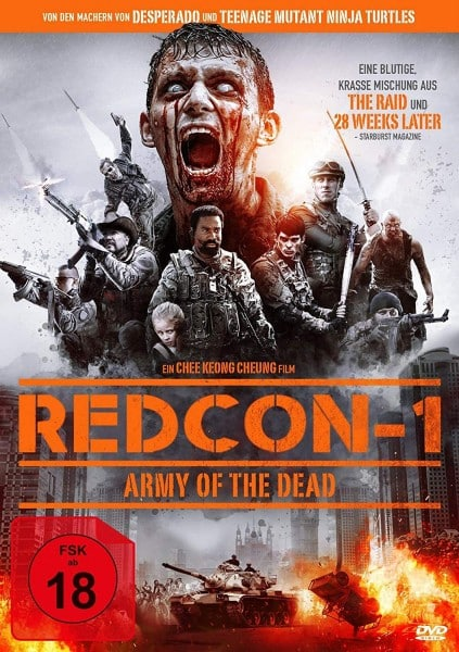 Review: REDCON-1 - ARMY OF THE DEAD