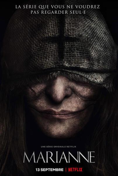 News: Neue Netflix Horrorserie MARIANNE startet am Freitag den 13.