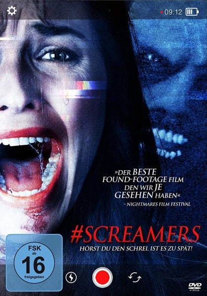 screamers cover