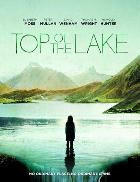 Top Of The Lake - Cover
