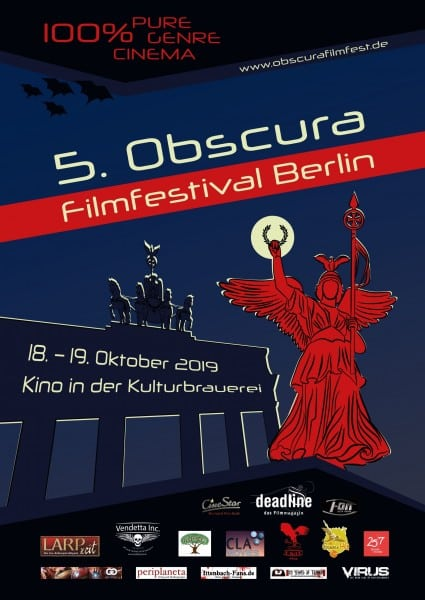 News: 5. Obscura Filmfestival in Berlin