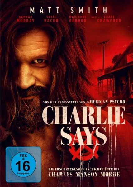 News: CHARLIE SAYS Heimkino - Veröffentlichung