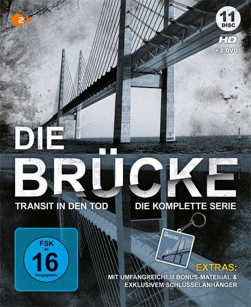 Review: DIE BRÜCKE - TRANSIT IN DEN TOD (Serie) (2012, 2014, 2016, 2018)