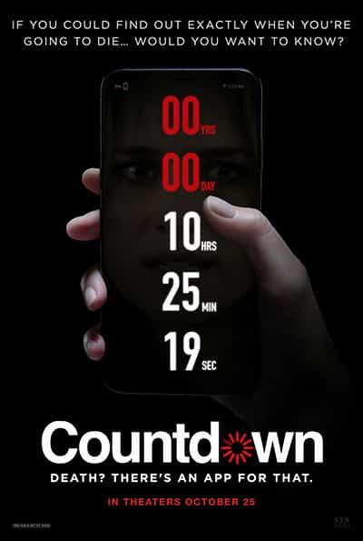 Countdown Filmplakat