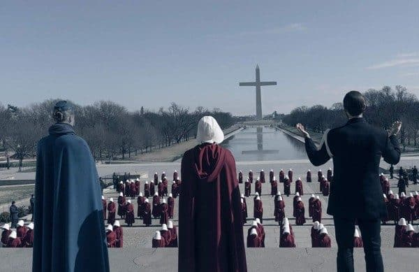 The Handmaid's Tale - Gebetsstunde mit dem Waterfords