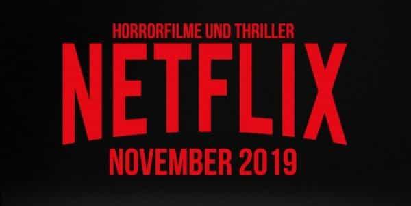 Netflix November Programm