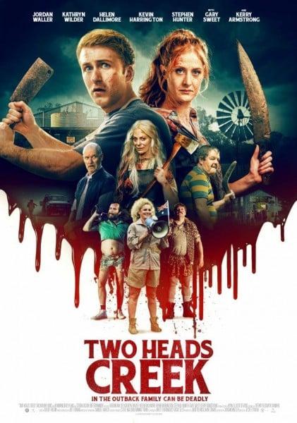 News: TWO HEADS CREEK