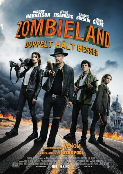 News: ZOMBIELAND 2 - Red Band Trailer