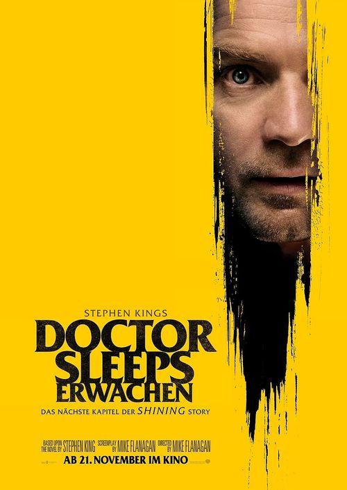 Gewinnspiel: Kinokarten für STEPHEN KINGS DOCTOR SLEEPS ERWACHEN