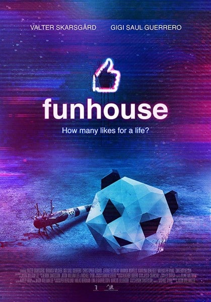 News : Neuer Trailer zum Onlinereality - Horror FUNHOUSE