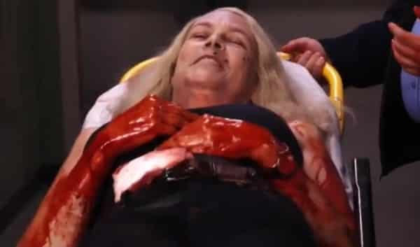 Halloween kills Laurie Strode