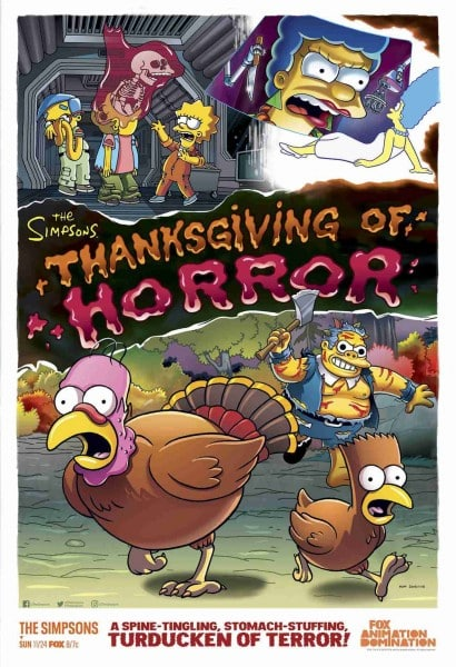 simpsons house of horror