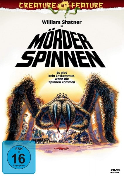 Review: MÖRDERSPINNEN (1978)