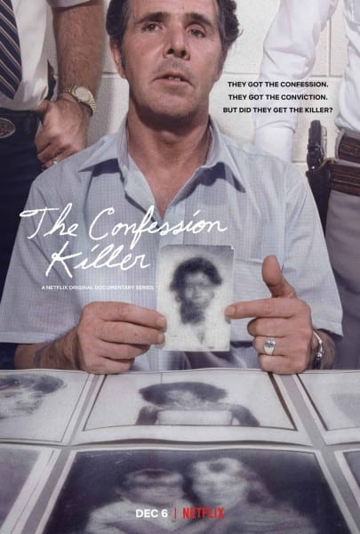 News: Trailer zu THE CONFESSION KILLER auf Netflix