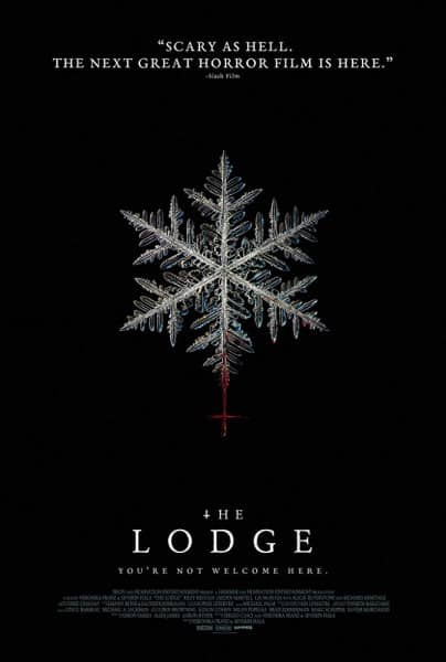 News: Deutscher Trailer zum Paranoiathriller THE LODGE