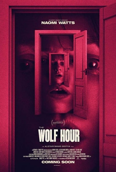 News: Psychothriller THE WOLF HOUR Trailer und Starttermin