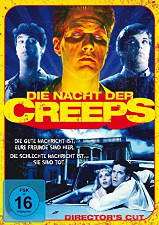 Review: DIE NACHT DER CREEPS (1986)