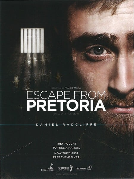 News: Starttermin & Trailer für den Thriller ESCAPE FROM PRETORIA