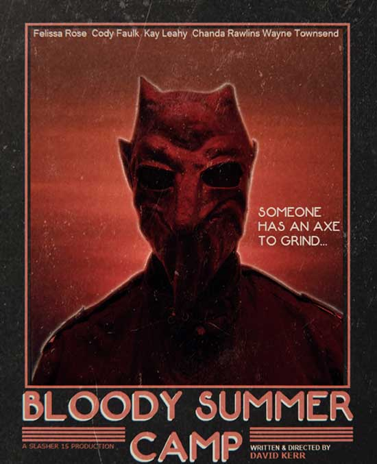 bloody summer camp
