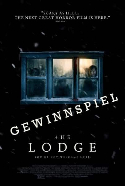 the lodge gewinnspiel