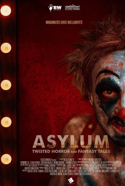 News: Trailer zum neuen Anthologie - Film ASYLUM: TWISTED HORROR AND FANTASY TALES