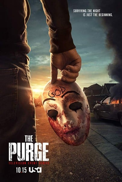 The Purge Staffel 2: Cover