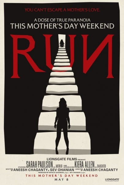 News: Trailer zum Horrorthriller RUN