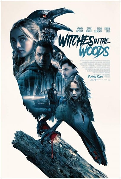 News: Trailer zum Mysterythriller WITCHES IN THE WOODS