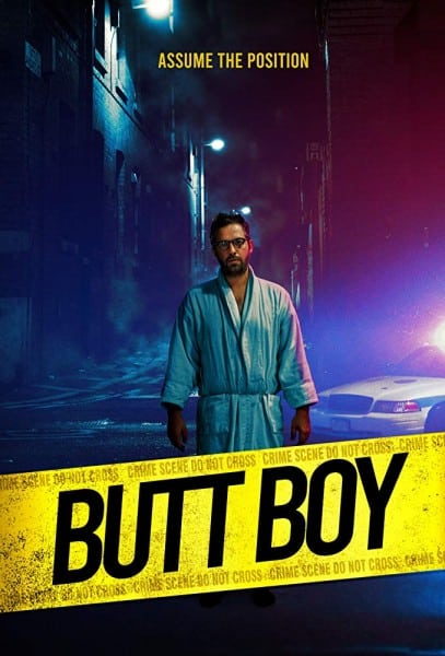 News: Trailer zum abgedrehten Thriller BUTT BOY