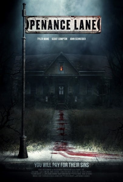 News: Trailer zum neuen Horror - Film PENANCE LANE