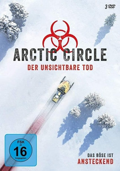 ARCTIC CIRCLE: Cover