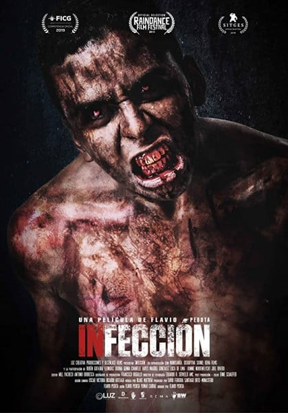 News: Trailer zum Zombiefilm INFECCION