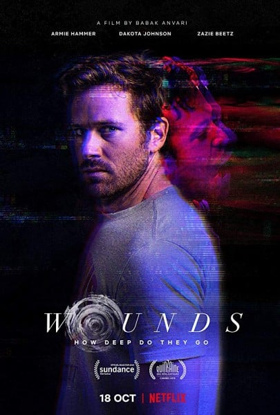 Wounds: Cover