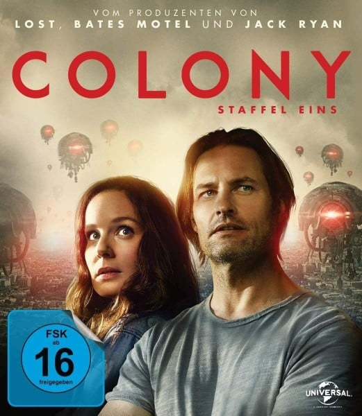 Review: COLONY (Serie, Staffel 1) (2016)