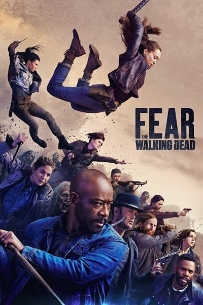 News: Offizieller Trailer FEAR THE WALKING DEAD Staffel 6