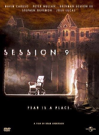 Review: SESSION 9 (2001)