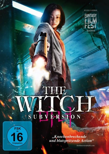 The Witch: Subversion: Cover