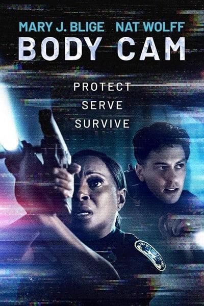 News: Mary J. Blige im übernatürlichen Horror - Thriller BODY CAM