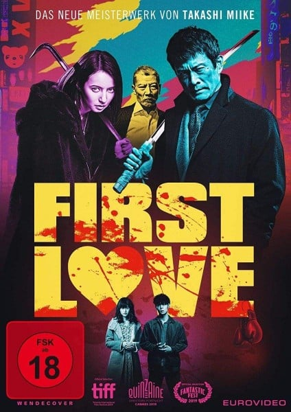 Review: FIRST LOVE (2019)