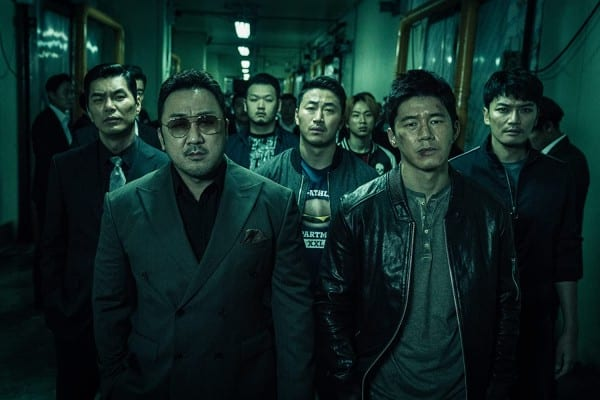 The Cop, The Devil, The Gangster - Jung und Jang