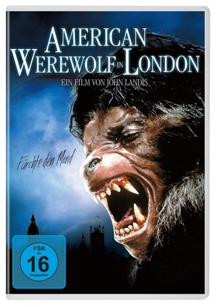 American Werewolf Cover