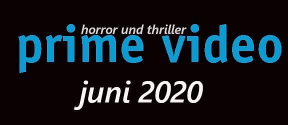 Prime Video juni 2020