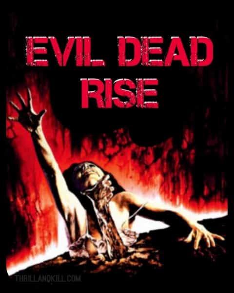 News: Bruce Campbell gibt offiziellen Titel EVIL DEAD RISE bekannt