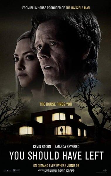 News: Schreckliche Geheimnisse eines Hauses in YOU SHOULD HAVE LEFT